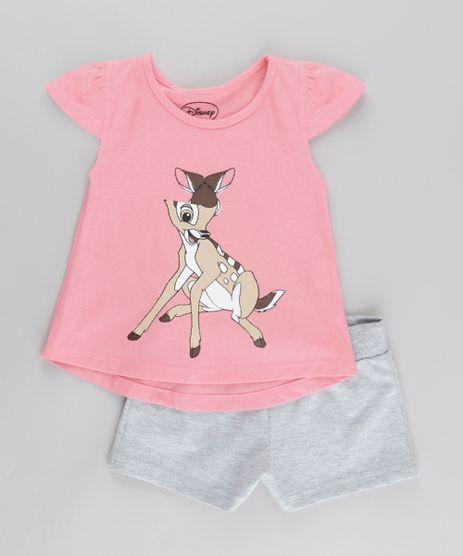 Conjunto-de-Blusa--Bambi----Short-Rosa-8742076-Rosa_1