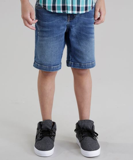 Bermuda-Jeans-Slim-Azul-Medio-8730170-Azul_Medio_1