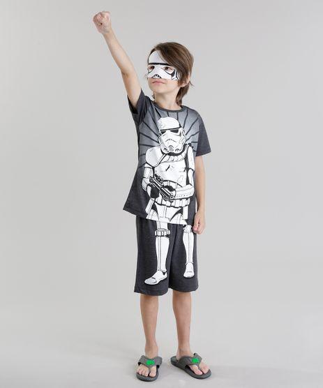 Pijama-Stormtrooper-com-Mascara-Cinza-Mescla-Escuro-8728814-Cinza_Mescla_Escuro_1