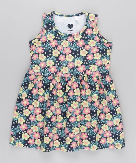 Vestido-Estampado-Floral-Azul-Marinho-8767401-Azul_Marinho_1