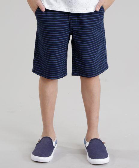 Bermuda-Slim-Listrada-Azul-Marinho-8721620-Azul_Marinho_1