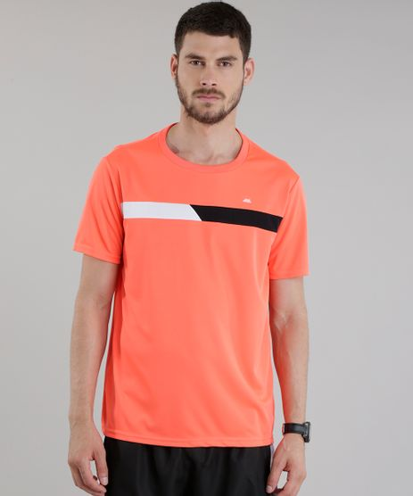 Camiseta-Ace-Basic-Dry-com-Recorte-Coral-8437614-Coral_1