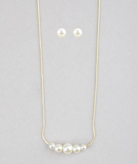 Kit-de-Brinco-e-Colar-com-Pedra-Dourado-8747317-Dourado_1
