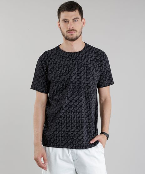 Camiseta-Estampada-de-Coqueiros-Preta-8776860-Preto_1