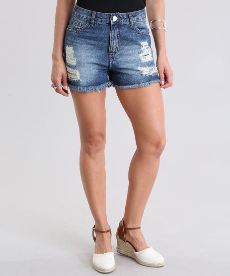 Short-Jeans-Vintage-Azul-Escuro-8796876-Azul_Escuro_1