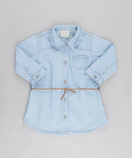 Vestido-Chemise-em-Jeans-com-Cinto-Azul-Claro-8796321-Azul_Claro_1