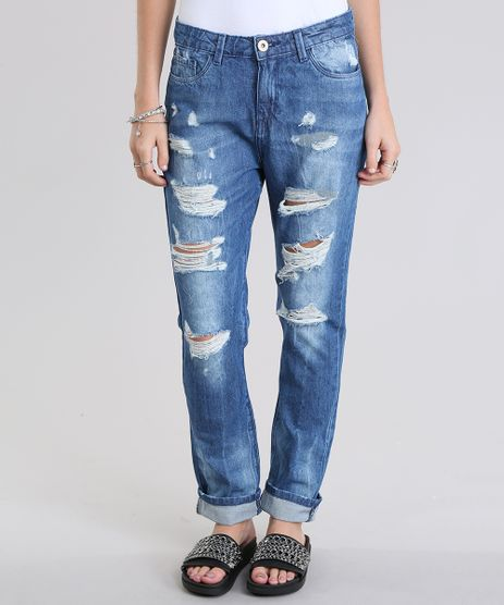 Calca-Jeans-Boyfriend-Destroyed-Azul-Medio-8797641-Azul_Medio_1