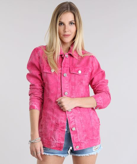 Jaqueta-Oversized-Destroyed-com-Bordado--Lovely-Forever--Pink-8789684-Pink_1