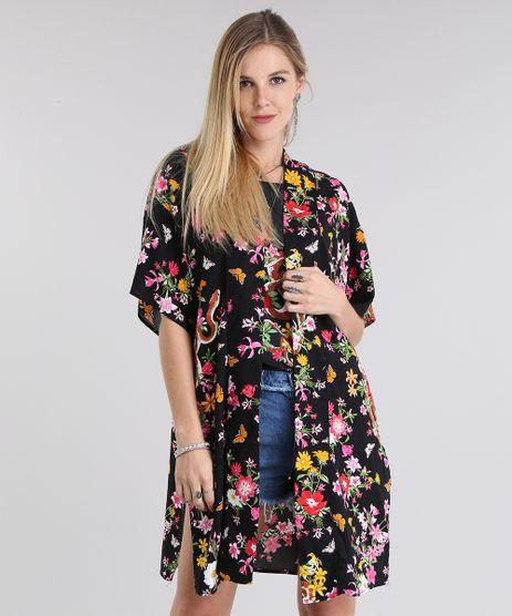 Kimono-Estampado-Floral-Preto-8717628-Preto_1
