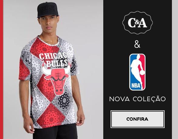 Banner Carrossel - Coleção Roupas NBA