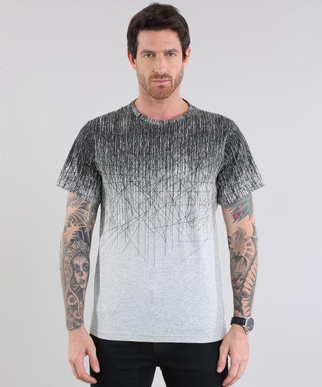 Camiseta-com-Estampa-Geometrica-Cinza-Mescla-8834743-Cinza_Mescla_1