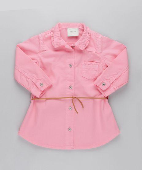 Vestido-Chemise-com-Babado-Rosa-8795305-Rosa_1
