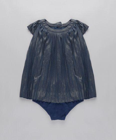 Vestido-Plissado-com-Brilho---Calcinha-Azul-Marinho-8679649-Azul_Marinho_1