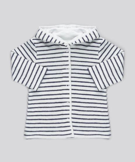 Blusao-Listrado-com-Capuz-em-Algodao---Sustentavel-Off-White-8679261-Off_White_1