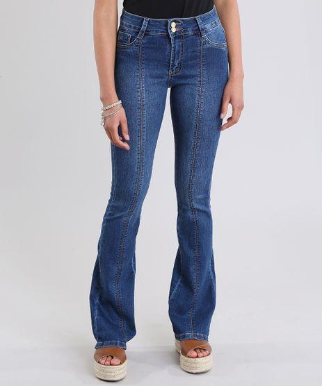 Calca-Jeans-Flare-Sawary-Azul-Medio-8886158-Azul_Medio_1