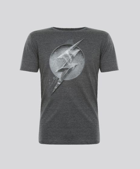 Camiseta-Flash-Cinza-Mescla-Escuro-8764468-Cinza_Mescla_Escuro_1