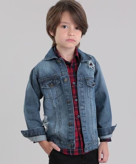 Jaqueta-Jeans-Destroyed-Azul-Medio-8721356-Azul_Medio_1