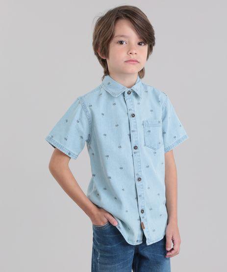Camisa-Jeans-Estampada-de-Coqueiros-Azul-Claro-8808651-Azul_Claro_1