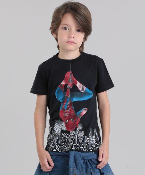 Camiseta-Homem-Aranha-Preta-8797612-Preto_1