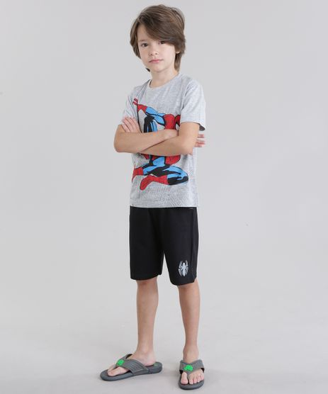 Pijama-Homem-Aranha-Cinza-Mescla-8822022-Cinza_Mescla_1