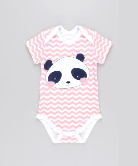 Body-Estampado-Panda-em-Algodao---Sustentavel-Branco-8612455-Branco_1
