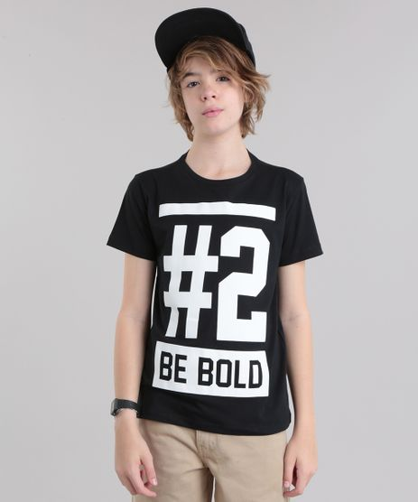 Camiseta--Be-Bold--Preta-8750077-Preto_1