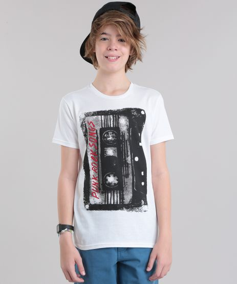 Camiseta--Punk-Rock-Songs--Branca-8796788-Branco_1