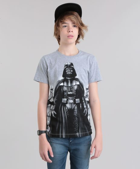 Camiseta-Darth-Vader-Cinza-Mescla-8823758-Cinza_Mescla_1
