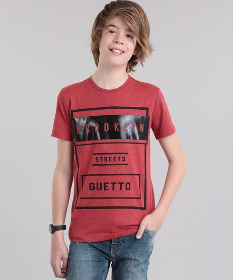 Camiseta--Brooklyn--Vermelha-8750089-Vermelho_1