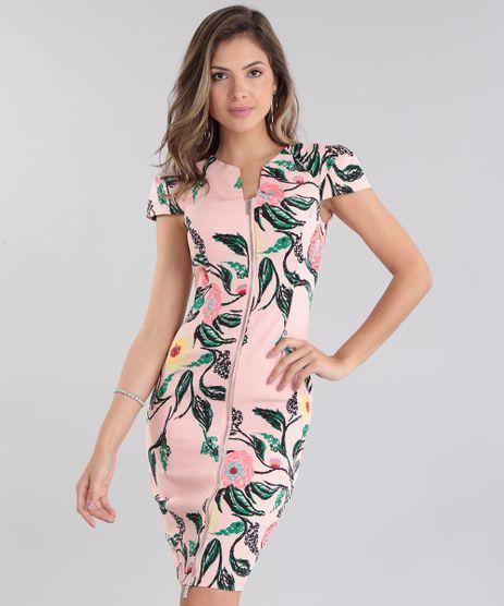Vestido-PatBO-Estampado-Floral-Rosa-Claro-8689789-Rosa_Claro_1