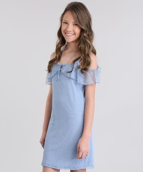Vestido-Open-Shoulder-em-Tule-com-Laco-Azul-Claro-8721954-Azul_Claro_1