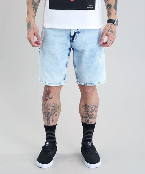 Bermuda-Jeans-Reta-Destroyed-Azul-Claro-8847140-Azul_Claro_1