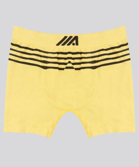 Cueca-Boxer-Ace-Sem-Costura-Amarela-8338952-Amarelo_1