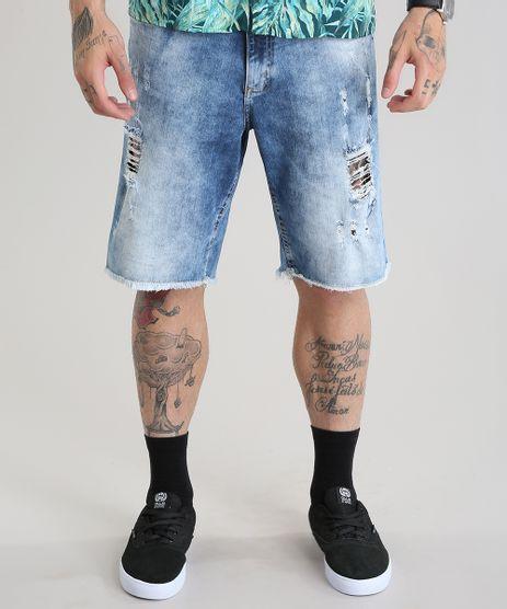 Bermuda-Jeans-Reta-Destroyed-Azul-Medio-8775001-Azul_Medio_1