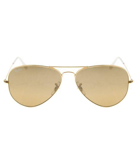 eotica. foto-1. salvar. ver detalhes. Moda Masculina. Adicionar Óculos de Sol  Ray Ban Aviator RB3025 - Dourado Bege - 001-3K 58 869692c164