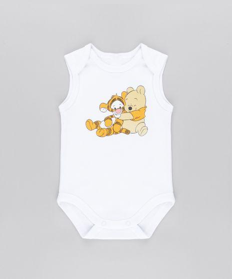 Body-Pooh-e-Tigrao-em-Algodao---Sustentavel-Branco-8647448-Branco_1