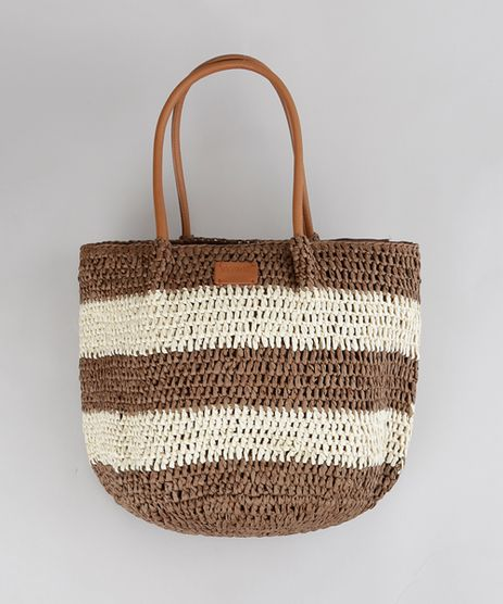 Bolsa-Shopper-Listrada-Marrom-8744843-Marrom_1