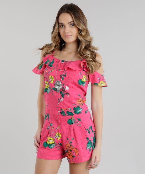 Macaquinho-Open-Shoulder-Estampado-Floral-em-Laise-Pink-8695740-Pink_1