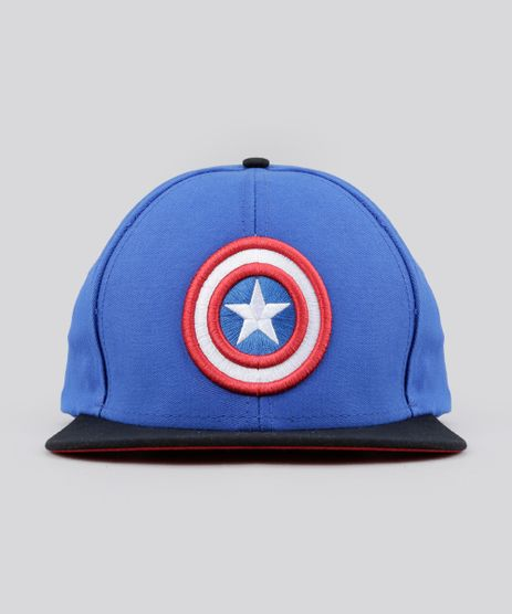 Bone-Capitao-America-Azul-Royal-8437803-Azul_Royal_1