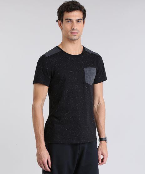 Camiseta-Botone-com-Bolso-Preta-8544228-Preto_1