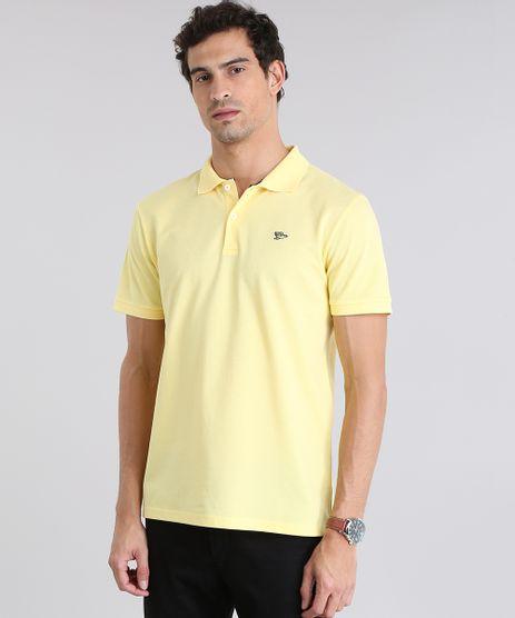 Polo-em-Piquet-Amarela-8317654-Amarelo_1