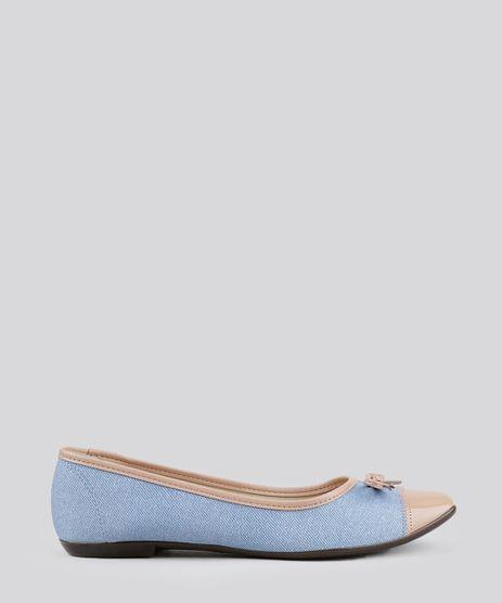 Sapatilha-Moleca-em-Jeans-com-Verniz-Azul-Claro-8891213-Azul_Claro_1