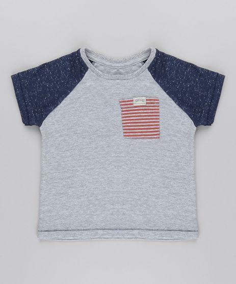 Camiseta-Raglan-com-Bolso-Listrado-Cinza-Mescla-8812804-Cinza_Mescla_1