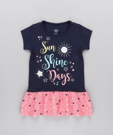 Vestido--Sun-Shine-Days--com-Recorte-Estampado-de-Coracoes-Azul-Marinho-8772613-Azul_Marinho_1