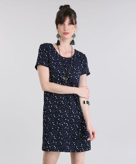 Vestido-Estampado-de-Poa-Azul-Marinho-8729011-Azul_Marinho_1