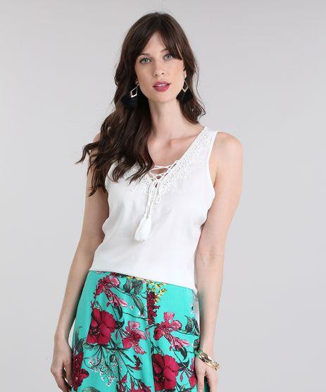 Regata-com-Renda-e-Lace-Up-Off-White-8655226-Off_White_1