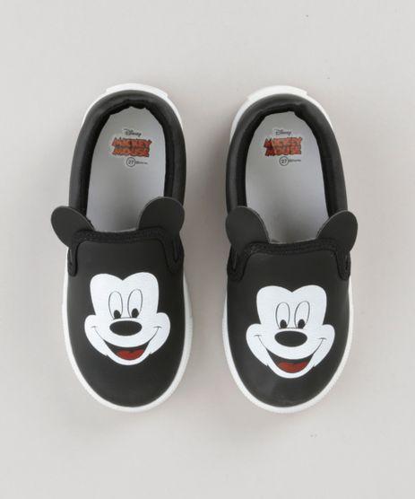 Tenis-Slip-On-Mickey-Preto-8755161-Preto_1