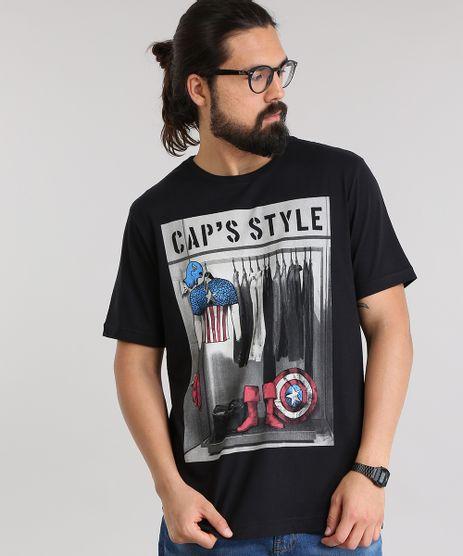 Camiseta-Capitao-America-Preta-8816194-Preto_1
