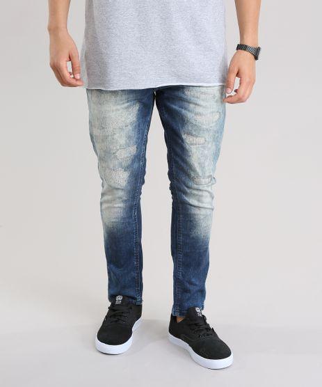 Calca-Jeans-Carrot-Destroyed-Azul-Escuro-8761904-Azul_Escuro_1