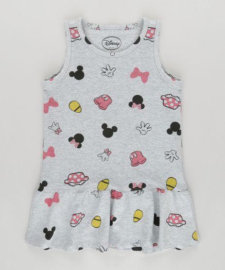 Vestido-Estampado-Minnie-e-Mickey-Cinza-Mescla-8741983-Cinza_Mescla_1